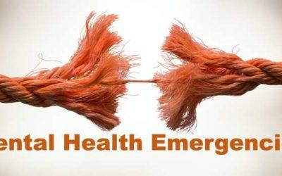 A Mental Health Emergencies